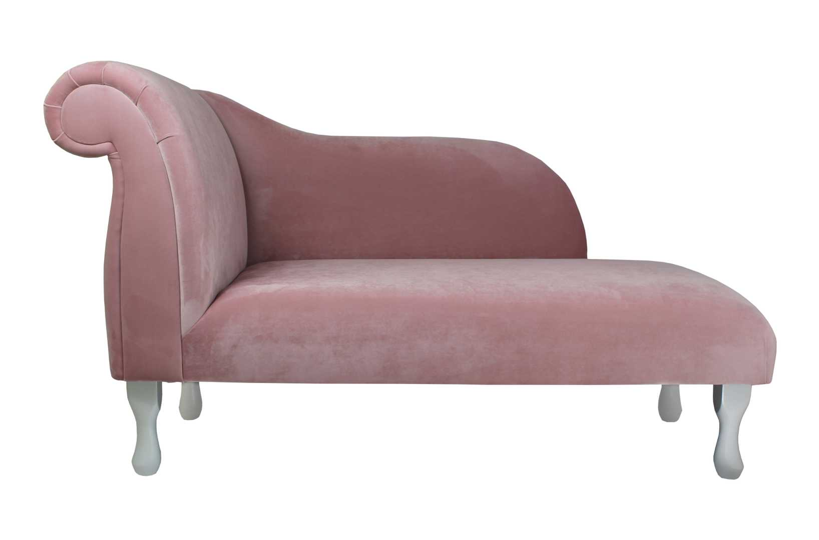 Chaiselongue Recamiere Chaiselongue Recamiere Puderpink